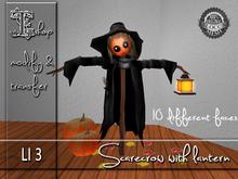 Terrashop-Scarecrow with a lantern MT