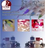 HallNails scatola HallNail 02- Slink Avatar -Fingernails