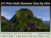 49 Prim Mesh Romance Cave by Felix 25x25m Size copy-mody