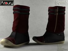 AZOURY - Boots Bomb (Samba)