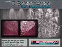FD 5 Spider Webs - Copy/Mod - Flexible Planes