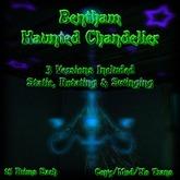 Bentham Haunted Chandelier (boxed)