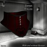 DE Designs - Trisha - Collar - Red