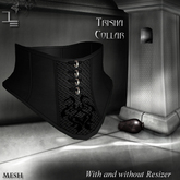 DE Designs - Trisha - Collar - Black