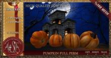 ALESTA << PROMO Mesh Pumpkin Full Perm
