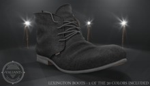 [Valiant] Lexington Boots