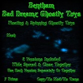 Bentham Bad Dreamz Ghostly Toys (Boxed)