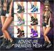 NS::  Adventure Sneakers Mesh (HUD)
