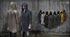 [Deadwool] Walden Raincoat - black