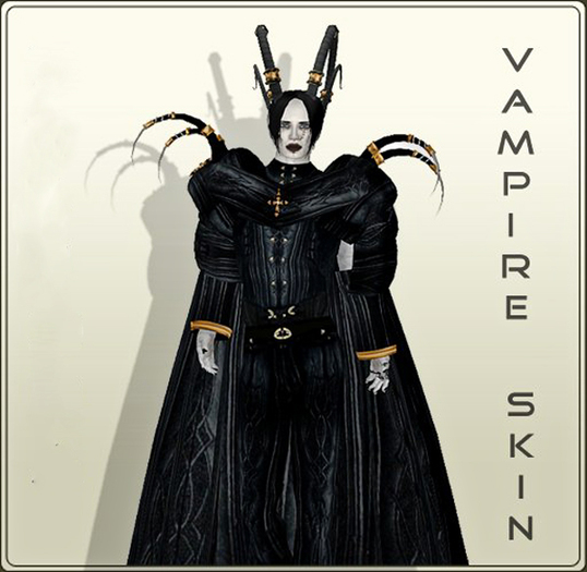 yNtz - Vampire Skin And Shape - Limited Edition