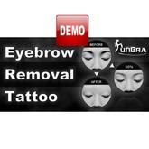 :::unBra DEMO::: Eyebrow Removal Mirage