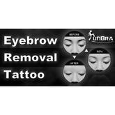 :::unBra::: Eyebrow Removal Mirage