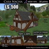*CAJA* - Casa Nacha [G&S]