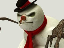 Snowman Nightmare (Only Copy) 11 Prim
