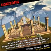 HORIZONS Scene - Wedding Chapel