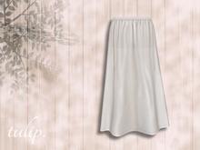 tulip. Twilight Maxi Skirt (Cloud - MESH)