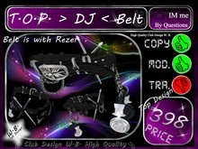 >> Top >> DJ << Belt << & Rezer <<