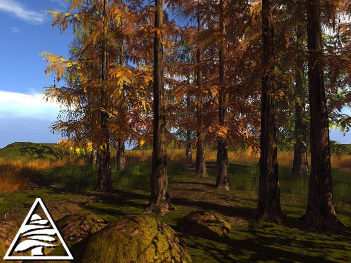 LARCH FOREST M/T (30 pcs)