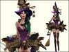 Boudoir Halloween-AbraMacabra