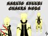 Kyuubi Chakra Mode Naruto Mesh Avatar