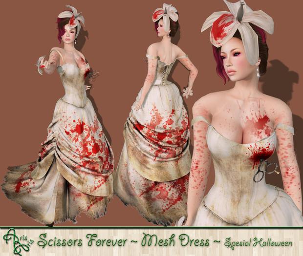 ***Arisaris Scissors forever ~ Halloween Costume