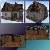 Tiny Cottage. Mesh