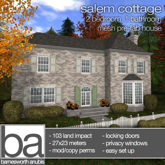 [ba] salem cottage - packaged