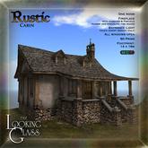 TLG - Rustic Cabin