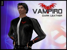Gaagii - Dark Vampiro Leather (BOXED) V1