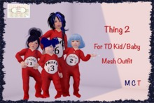 [S][A] Thing 2 Baby/Kid