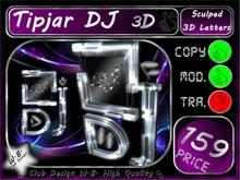 DJ Tip jar 4 >> Tip jar DJ 3D Top New Update <<