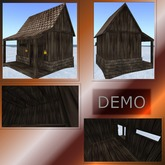 The Old Shed. Mesh. Demo
