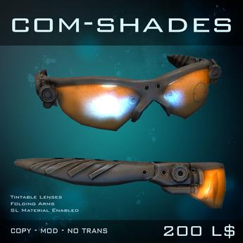 [BW] Com-Shades