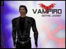 Gaagii - Vampiro - Gothic Jacket (BOXED) V1