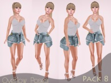 Overlow Poses - Pack 8