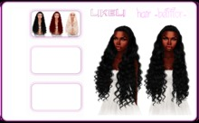 Likeli Hair -Beliflor- pack 1