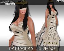 SKBW Mummy Dress (With Lolas Appliers!) HALLOWEEN PROMO!