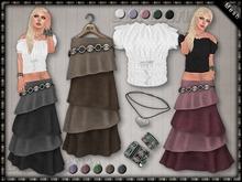 SLX Outfit: Gypsy