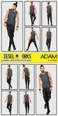 Diesel Works - Adam Male Poses
