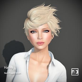 TRUTH HAIR Harley (Mesh Hair) - DEMO