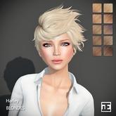 TRUTH HAIR Harley (Mesh Hair) - blondes