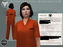 [TRB] Women's Inmate