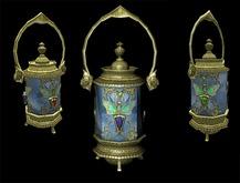 Antique Lamp - Full Perm