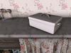 Dutchie mesh white metal box