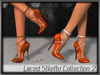 - MPP - Laced Stiletto - Collection 2 - Pumpkin