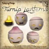[DDD] Turnip Lanterns