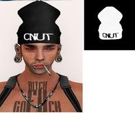 Black Beanie CNUT