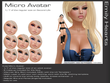 [EmilyHearts] - Micro Avatar [Only 75 l$ !!!!!!!!]