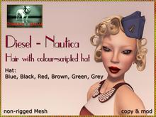 Bliensen + MaiTai - Hair with Hat - Diesel - Nautica - DEMO