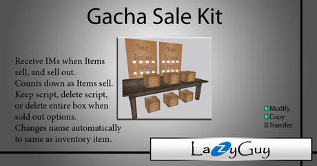 LazyGuy - Gacha Box